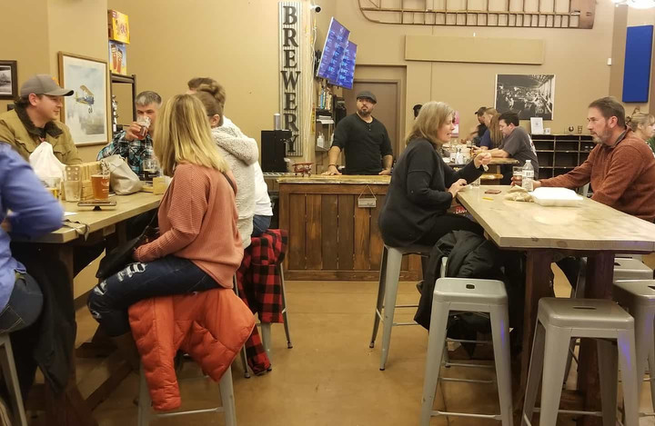 Flytes Brewhouse Glides Through First Year