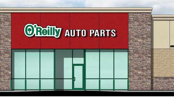 O'Reilly Auto Parts Slated for 2019 Arrival in Pleasant View