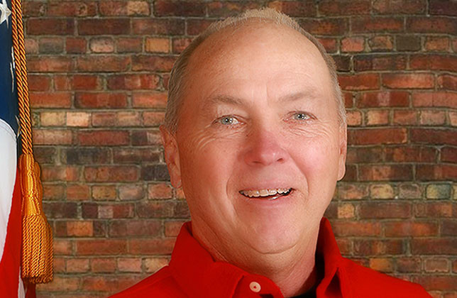 Commissioner Gary Binkley