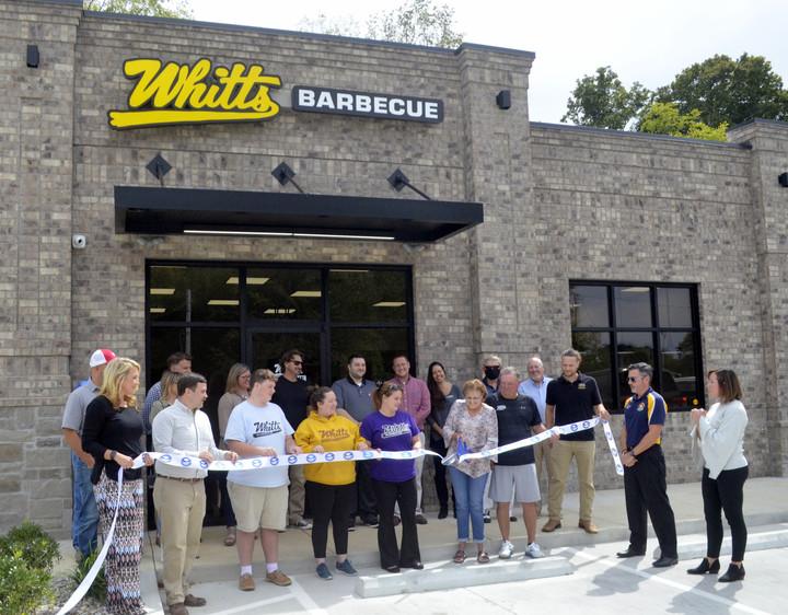 Whitt's Celebrates PV Location with Chamber, Community
