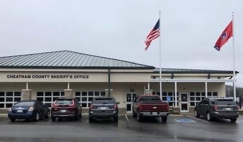 New Sheriff's Office Opens its Doors
