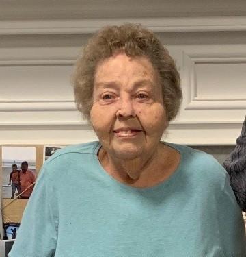 "Obituary: Virginia ""Ginnie"" Knight Barnes, 90"