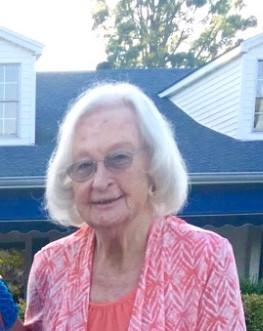 Obituary: Thelma Hudgens Albright, 94