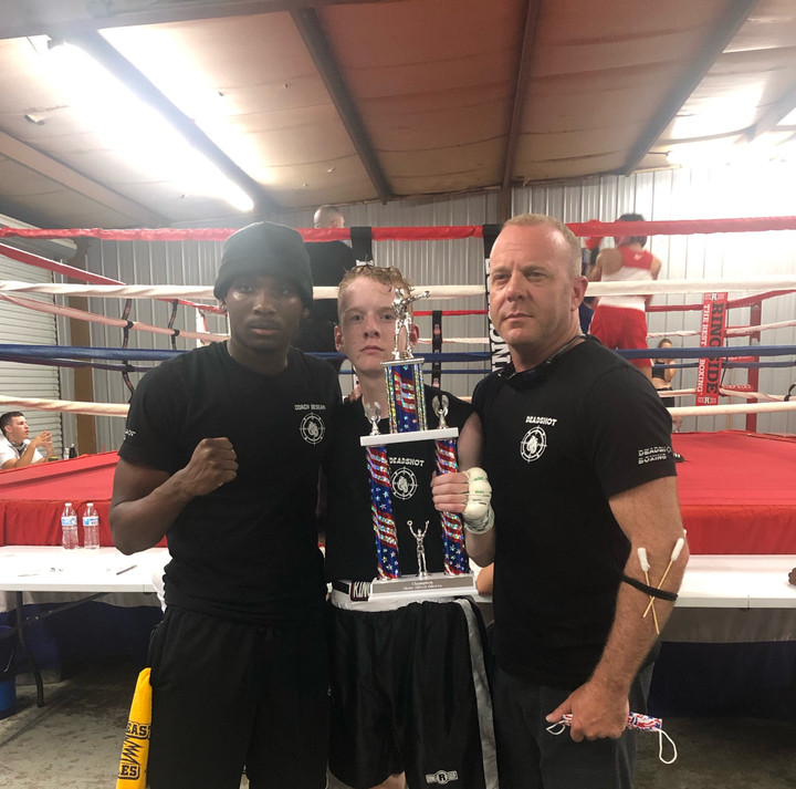 Sycamore's Collins Making Mark in the Boxing Ring