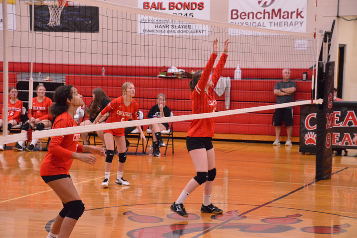 SMS and CMS Volleyball: 8th-Grade Nights, Tournaments, Upcoming Games