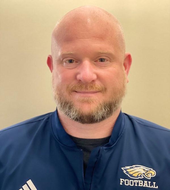 John Harrison Named Head Football Coach at Sycamore High School