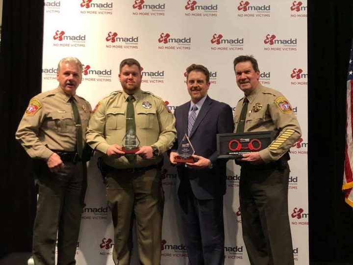 M.A.D.D. Honors Local Law Enforcement, Prosecutor