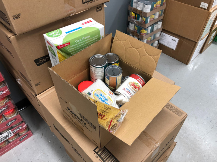 Food Banks Open at Two Cheatham County Schools