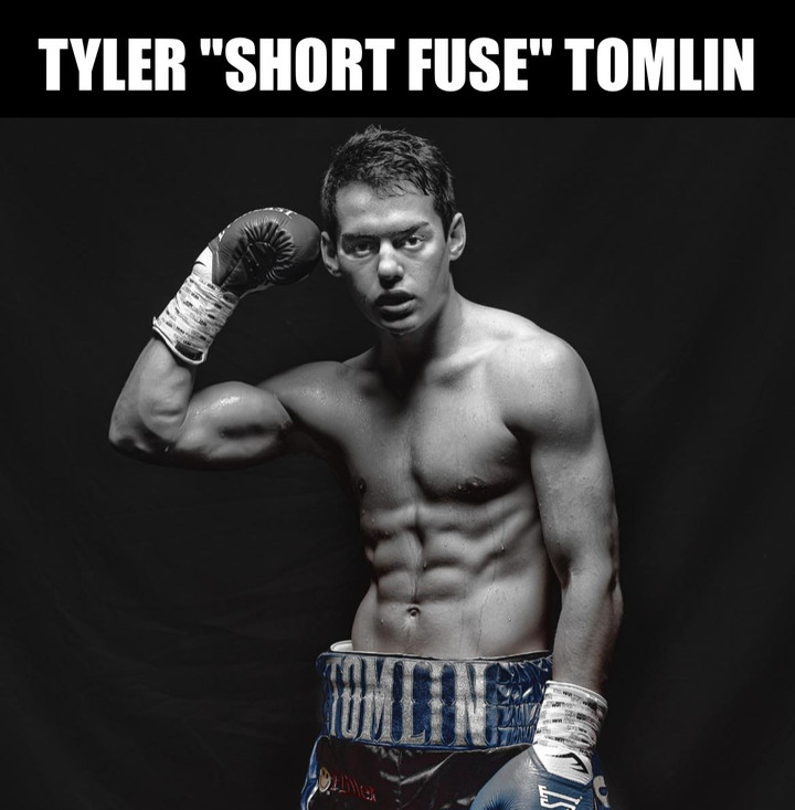 Ty Tomlin Making Noise in Lightweight Division Goes for Tenth Win Tonight