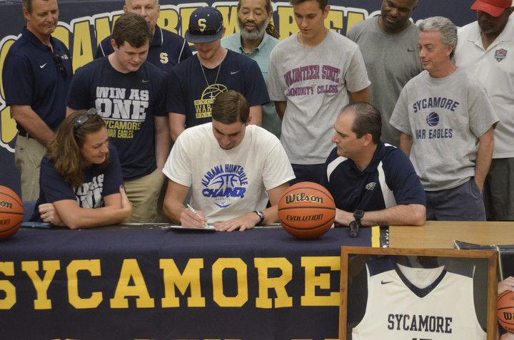 All-Star Saylor to Play at University of Alabama-Huntsville