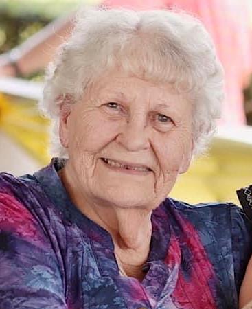 Obituary: Jessie Ruth Arnold-Allen, 91