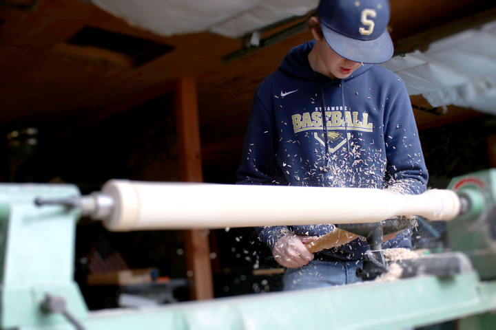 Bigfoot Bat Co. a Home Run for Local Teen