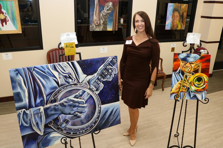 Art-Filled Weekend Scheduled for this Month in Pleasant View