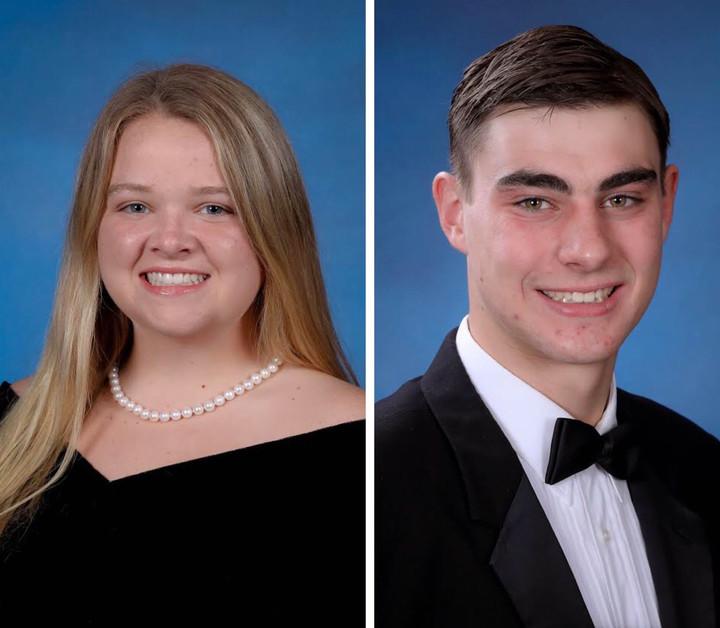Meet Sycamore High's 2020 Salutatorian and Valedictorian