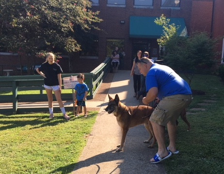 Program Implemented to Protect Deputies, Animals