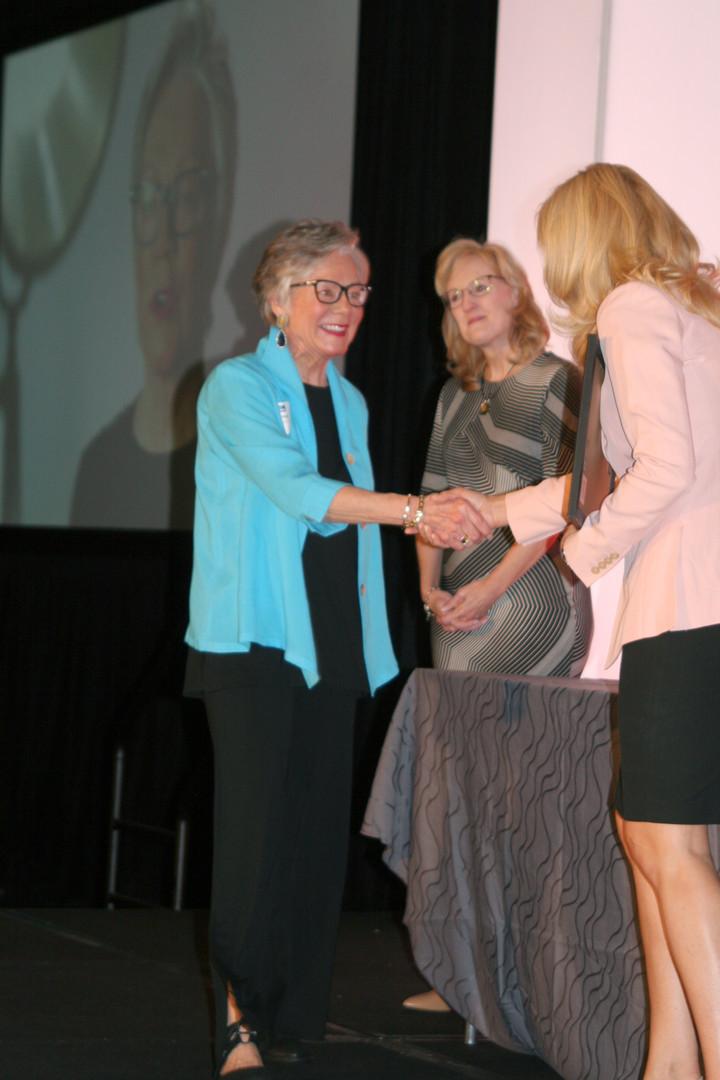 Small Receives Nashville Business Journal 'Woman of Influence' Award