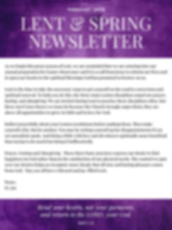 Lent Newsletter Cover 2020-3.jpg