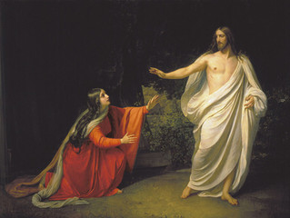 TUESDAY IN THE OCTAVE OF EASTER
