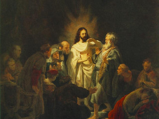 THURSDAY IN THE OCTAVE OF EASTER