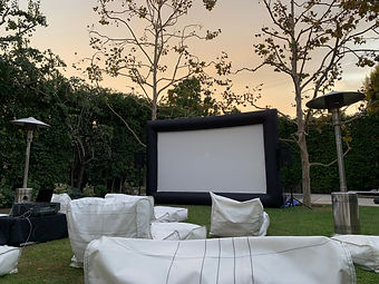 Out Door Movie Rental
