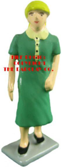 #1501 - Girl Walking