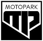 """Alt=""""logotipo de la empresa de venta de motos usadas que se llama Motopark y esta en Peru"""""""