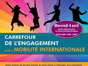 Carrefour de l'engagement et de la mobilité internationale