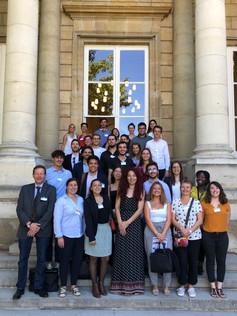 Les jeunes del'Occitanie à l'Assemblée Nationale