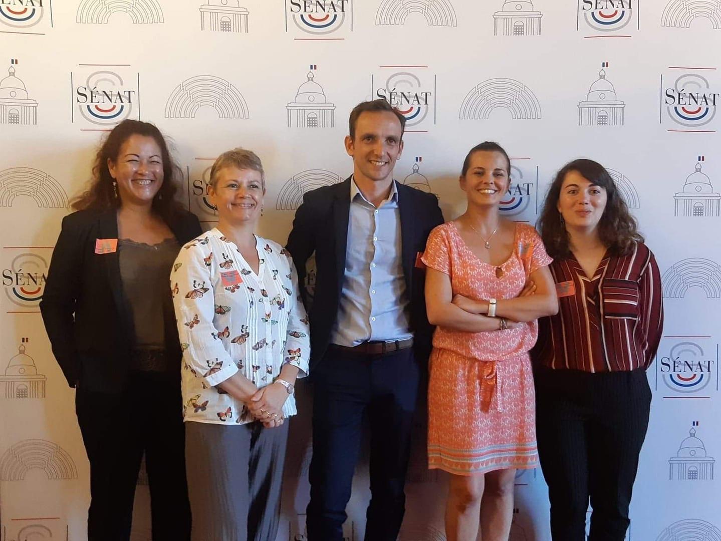 L'encadrement du Programme jeunesse démocratie