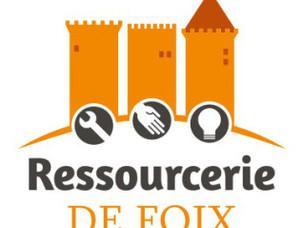Justine Meunier - Volontaire à la Ressourcerie de Foix