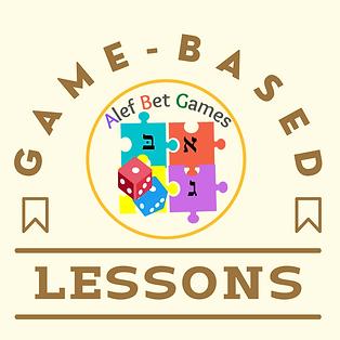 """""""Hebrew School Games and Activities"""""""