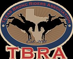 Texas Bronc Riders Assoc_shirt_front log