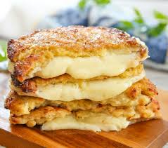 Cauliflower Grilled Cheese