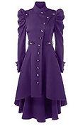 chaqueta mujer steampunk
