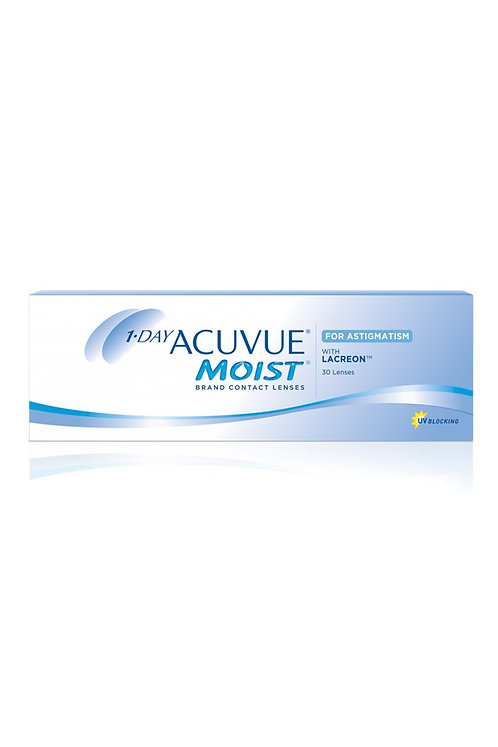 1-Day Acuvue Moist for Astigmatism (Daily)