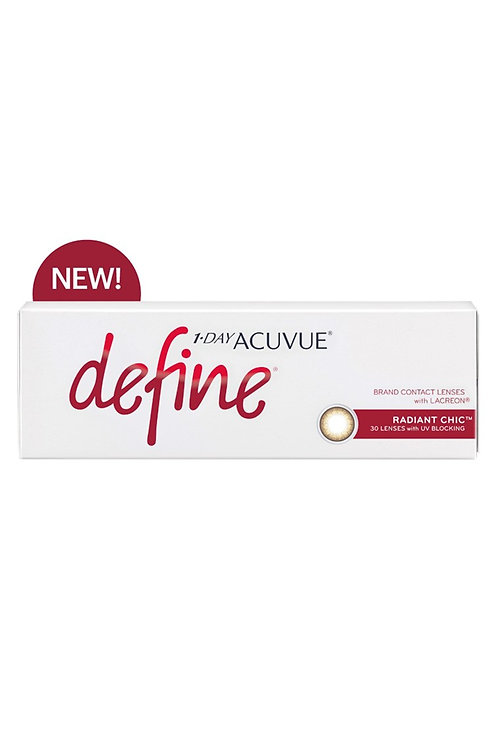 Acuvue Define Coloured (Daily)