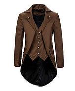 chaqueta steampunk
