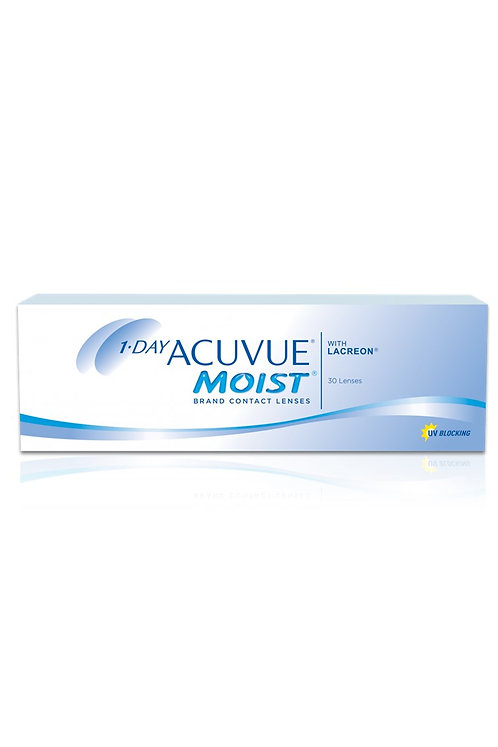 1-Day Acuvue Moist (Daily)