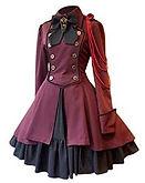 vestido steampunk