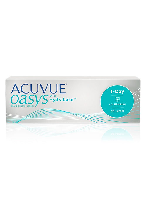 Acuvue Oasys with HydraLuxe (Daily)