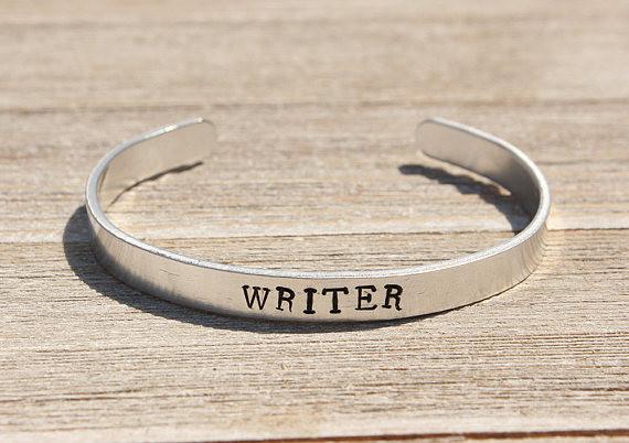 I am writer, hear me roar