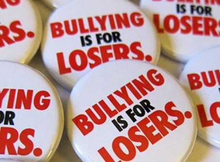 A Different Epidemic: Bullying