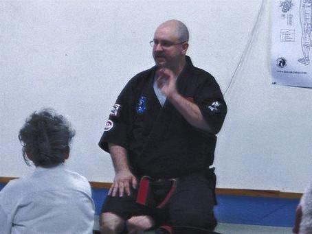 Living Life As A Martial Artist