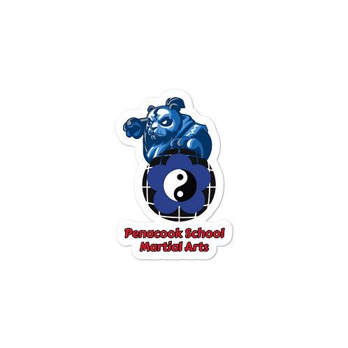 PSMA Panda/Logo Stickers