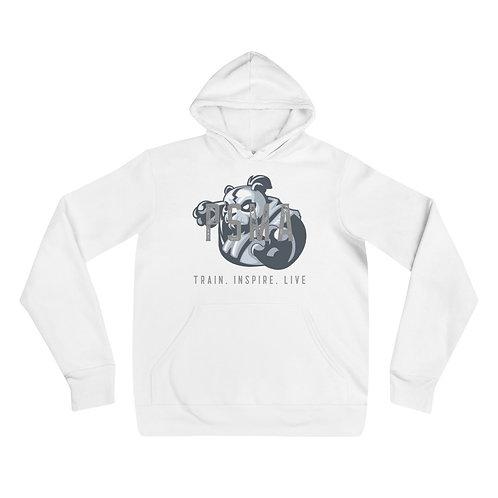 Distressed PSMA Panda Hoodie