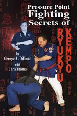 Fighting Secrets Of Ryukyu Kempo Book
