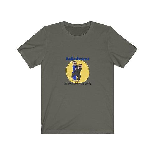 Gravity Checks/No Logo Short Sleeve Tee