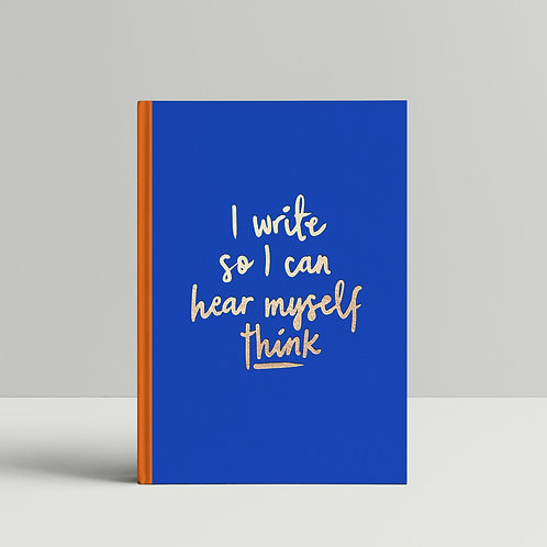 Positive Free Writing Journal