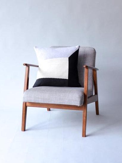 Bruka Mono Cushion Cover
