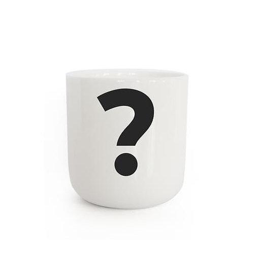 GLYPH - ? Mug